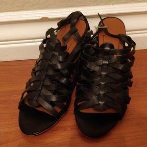 Gladiator heels size 8